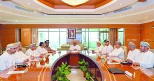 اللجنة الفنية للتعداد تطلع على الموقف التنفيذي للمشروع