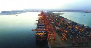 الميزان التجاري للسلطنة يسجل فائضا بأكثر من 1.5 مليار ريال عماني بنهاية أكتوبر الماضي