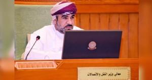 وزير النقل والاتصالات أمام (الشورى): 80 ألف وظيفة يوفرها (اللوجستي)