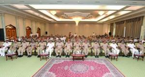 رئاسة أركان قوات السلطان المسلحة تنظم ندوة الأمن والسلامة