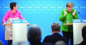 المانيا: ترجيحات بتعيين حاكمة سارلاند أمينة عامة للـ (المسيحي الديموقراطي)