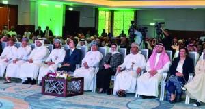 بدء أعمال مؤتمر الرعاية الصيدلانية الثامن بمركز عمان للمؤتمرات والمعارض