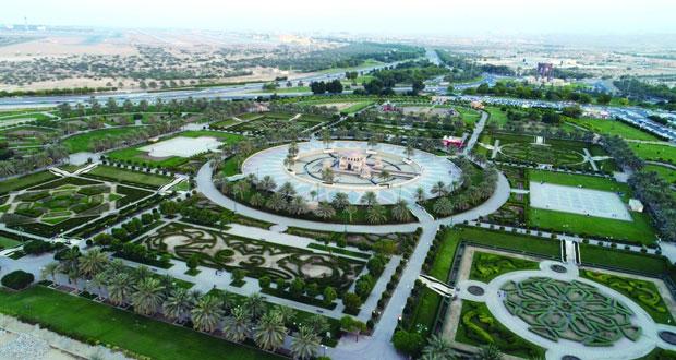 147 حديقة ومتنزها موزعة على مختلف ولايات مسقط .. وقريبا البدء بإنشاء حديقة نموذجية بالخوض