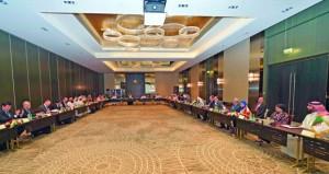 بدء الاجتماع الخامس للجنة العربية لخبراء الأمم المتحدة لإدارة المعلومات الجغرافية المكانية