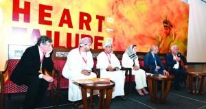 مؤتمر القصور في عضلة القلب يكشف عن دراسة شملت 7 دول خليجية أثبتت أن مرضى القلب فيها عمرهم أقل 10 سنوات عن مثلهم في الدول الغربية