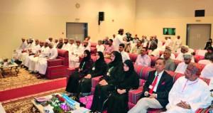 """تنظيم المؤتمر الوطني حول """"أمراض الأنف"""" بمستشفى عبري المرجعي"""