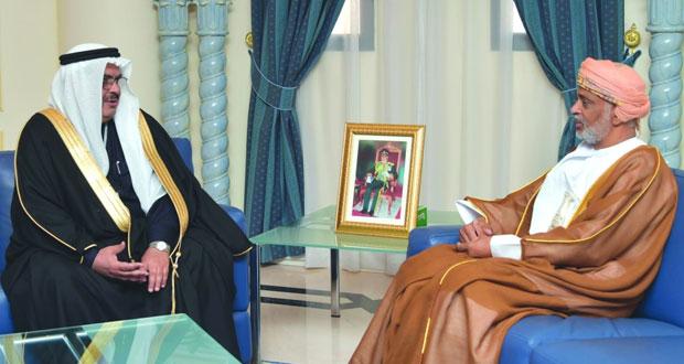الأمين العام بوزارة الدفاع يلتقي رئيس اللجنة العربية لخبراء الأمم المتحدة لإدارة المعلومات الجغرافية المكانية
