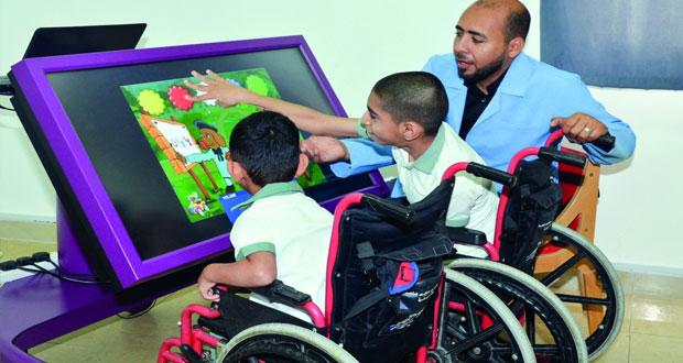 «مركز الأمان للتأهيل» بـ «التنمية الاجتماعية» يخدم 384 حالة من الإعاقات الجسدية والذهنية والمزدوجة البسيطة والمتوسطة