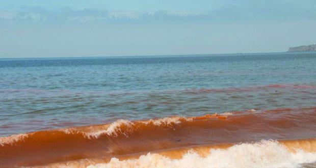 استمرار تأثر إنتاج المياه من محطة بركاء لتحلية مياه البحر بالمد الأحمر