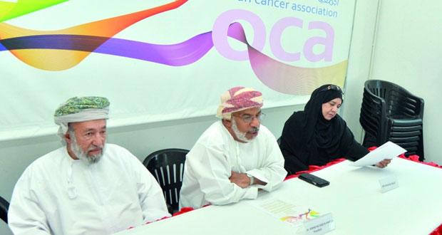 الجمعية العمانية للسرطان تكشف عن فعالياتها ومناشطها بمناسبة اليوم العالمي للسرطان