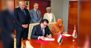 السلطنة ومصر توقعان على البرنامج التنفيذي للتعاون في مجال التعليم العالي