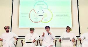 جلسة حوارية لمناقشة (قطاع التعليم في رؤية عمان 2040)