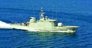 البحرية السلطانية العمانية تنفذ التمرين البحري السنوي ( خنجر حاد)
