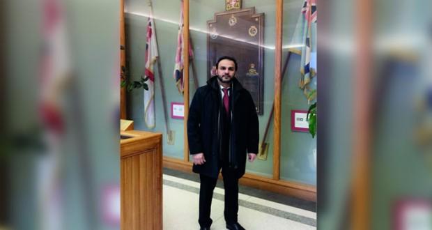 بروفيسور عماني ضمن قائمة علماء الطاقة الذرية
