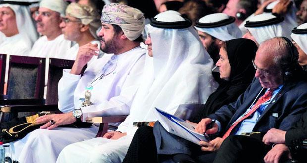 السلطنة تشارك في القمة العالمية للحكومات في دبي