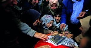 الفلسطينيون: سلام واستقرار المنطقة يبدأ بإنهاء الاحتلال