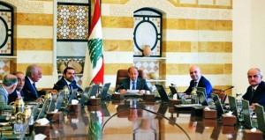 لبنان: جهود حكومية لسرعة تمرير ميزانية 2018