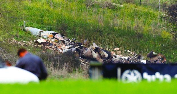 الدفاعات السورية تتصدى لعدوان إسرائيلي .. وتل أبيب تعلن إسقاط مقاتلة «إف ـ 16»