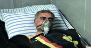 دمشق تتحدث عن حالات اختناق بقصف (كيماوي) تركي على عفرين .. وأنقرة تنفي