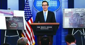 أميركا تعلن فرض عقوبات قاسية على كوريا الشمالية وتحذرها من (ضغوط قصوى)