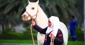خيالة جامعة السلطان قابوس تنظم حفلها السنوي الأول