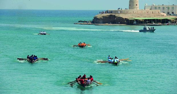 دائرة الشؤون الرياضية بجنوب الشرقية تكمل جاهزيتها لانطلاق سباق القوارب التقليدية السبت القادم