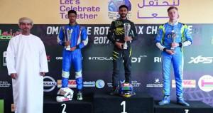 منافسة قوية بمختلف الفئات في تحدي روتكس ماكس عمان والإمارات