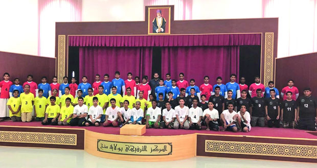 أكثر من 1000 مشارك في جائزة المركز الترفيهي للياقة البدنية بمنح