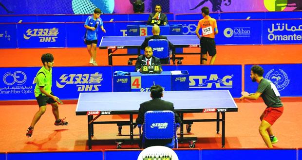 اليوم سحب قرعة بطولة العالم لكرة الطاولة للأشبال والناشئين والاجتماع الفني