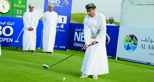 افتتاح منافسات بطولة البنك الوطني العماني المفتوحة للجولف اليوم انطلاق بطولة الهواة والمحترفين وإقامة قرية للرياضيين