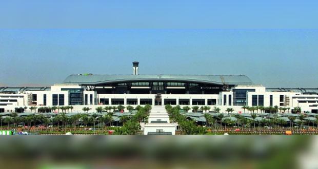 تشغيل مبنى المسافرين الجديد بمطار مسقط تجاريا .. مارس المقبل