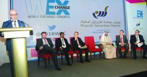 استراتيجيات ابتكار الأدوات المالية على طاولة (البورصات العالمي)