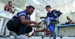 اليمن : الأمم المتحدة تحذر من أن ظروف الحياة باتت (كارثية)