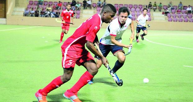 برعاية خالد بن حمد اليوم انطلاقة البطولة التأهيلية لدورة الألعاب الآسيوية للهوكي