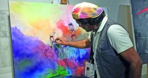 """الملتقى العربي للفن التشكيلي يستذكر الراحل يوسف الشريف ويقتفي أثر """"اقتناء اللوحات"""" في ندوة فكرية تقام اليوم"""