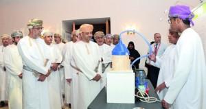 إعلان أسماء الفائزين بجائزة البحوث والابتكارات في مجال المياه