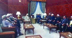 لجنة التعاون المشترك بين الأزهر الشريف والأوقاف والشؤون الدينية اجتماعها السادس عشر في القاهرة