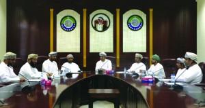 لجنة السياحة بغرفة شمال الشرقية تناقش خطة عملها القادمة