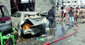 اليمن: قتلى وجرحى بتفجير «انتحاري» لداعش استهدف مقرا أمنيا فـي عدن