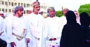 جامعة السلطان قابوس تنظم فعالية «القرية الرياضية» في نسختها الثانية
