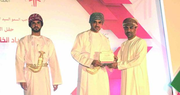 جمعية الأولمبياد الخاص العُماني تكرّم بنك صحار على دعمه المتواصل