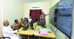 (الجهد المشترك 10) : تجسيد للعمل الوطني المتكامل