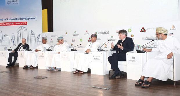 """تنمية نفط عمان: اكتشاف """"مخزون كبير"""" من الغاز بحقل """"مبروك"""" تقدر الكمية القابلة للاستخلاص منه بأكثر من (4) تريليونات قدم مكعب"""