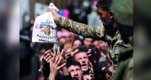 الجيش السوري يتقدم بـ(وادي عين ترما) ..ويواصل تأمين إخراج المحتجزين في الغوطة