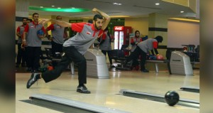 منتخبنا الوطني للبولينج يرفع من وتيرة تحضيراته للبطولة العربية للبولينج بمسقط