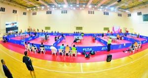 اليوم انطلاق منافسات مرحلة الذهاب لبطولة الأشبال والناشئين لكرة الطاولة بمشاركة 7 أندية