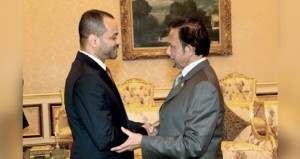 تحيات جلالته لسلطان بروناي ينقلها أمين عام وزارة الخارجية