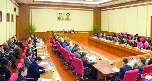 كوريا الشمالية: البرلمان يعقد جلسة نادرة في ابريل .. ورئيس وزراء اليابان يتطلع لمحادثات زعيمها