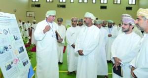 التربية والتعليم تنظم معرض للمبادرات التربوية لدوائر الإشراف التربوي بالمحافظات