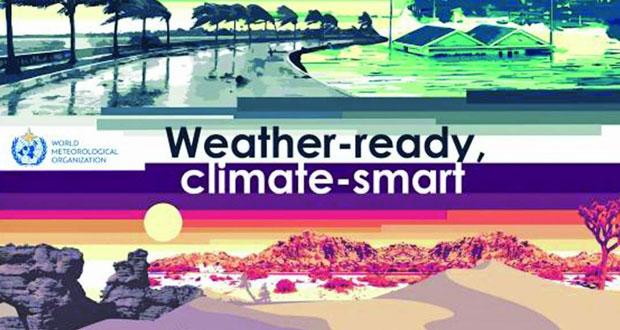 السلطنة تشارك العالم الاحتفال باليوم العالمي للأرصاد الجوية
